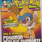 Revista Pokemon Perla y Diamante