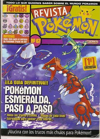Revista Pokemon nº 67