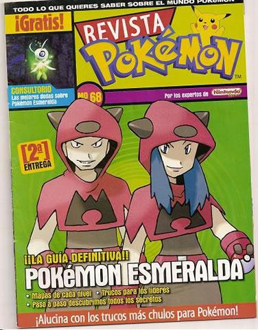 Revista Pokemon nº 68