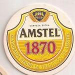 cerveza amstel 1870