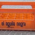 Caja El aguila Negra. Colloto