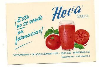 zumos naturales Heva