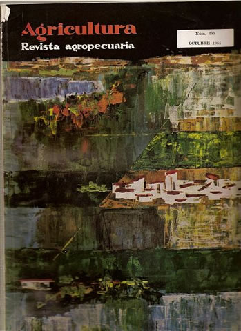 REVISTA AGRICULTURA  Nº 390 OCTUBRE DE 1964