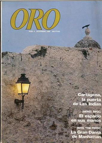 REvista ORO DICIEMBRE DE 1988