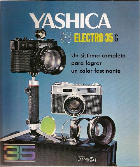 publicidad yashika