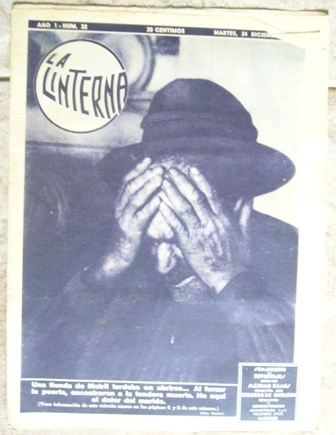 La Linterna. 24 de diciembre de 1935