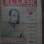 SEmanario El Caso. Nº 405. 6 de febrero de 1960.