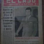 Semanario El Caso Nº 561 . 2 de febrero de 1963.