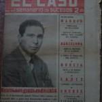 Semanario El Caso. Nº 403. 23 de enero de 1960.