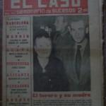 Semanario El Caso. Nº 404. 30 de enero de 1960.