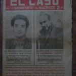 Semanario El Caso. Nº 410 12 de marzo de 1960.