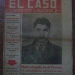 Semanario El Caso. Nº 416 23 de abril de 1960.