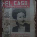 Semanario El Caso. Nº 557. 5 de enero de 1963.