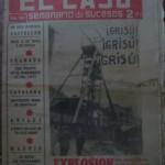 Semanario El Caso. Nº 558 12 de enero de 1963.