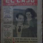 Semanario El Caso. Nº 560. 26 de enero de 1963.