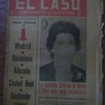 Semanario El Caso. Nº 563. 16 de febrero de 1963.