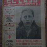 Semanario El Caso. Nº 568. 9 de marzo de 1963.