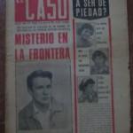 Semanario El Caso. Nº 733. 21 de mayo de 1966.