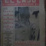 Semanario El Caso.Nº 567. 16 de marzo de 1963.