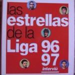 Las estrellas de la liga 97. Interviu