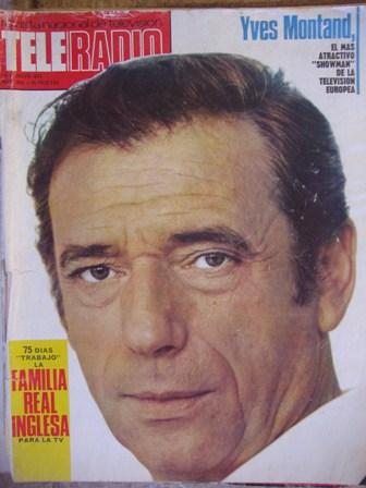 Teleradio 10 mayo 1971