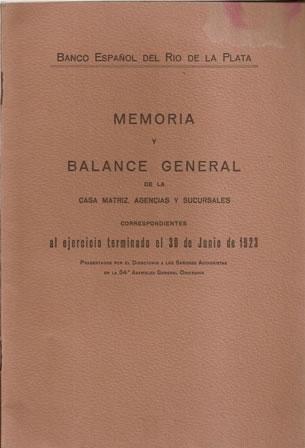 banco español del rio de la plata 1923