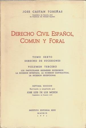 derecho civil t 6 derecho de sucesiones v 3