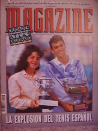 El MUNDO. MAGAZINE. Sábado 11 Domingo 12 de Junio. Nº 242. 1994