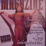 REVISTA MAGAZINE-EL MUNDO (Nº 215) 4 Y 5 DE DICIEMBRE DE 1993.