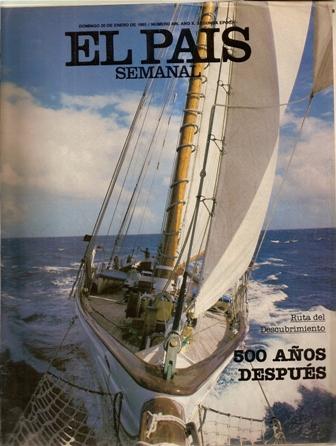EL PAIS semanal, Domingo 20 de enero de 1985, núm. 406, AÑO X. S