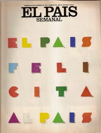 EL PAIS semanal, Domingo23 de diciembre de 1984, núm. 402, AÑO I