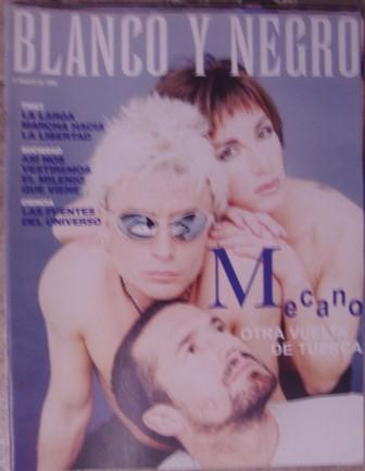 BLANCO Y NEGRO,22 de marzo de 1998