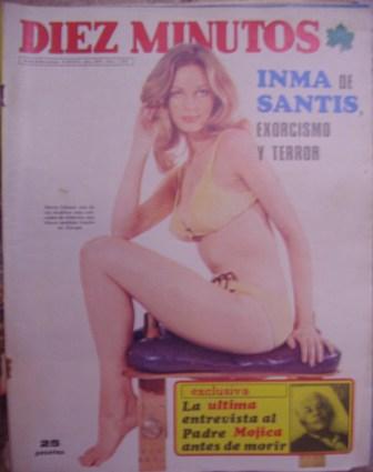 DIEZ MINUTOS ,5 de octubre 1974