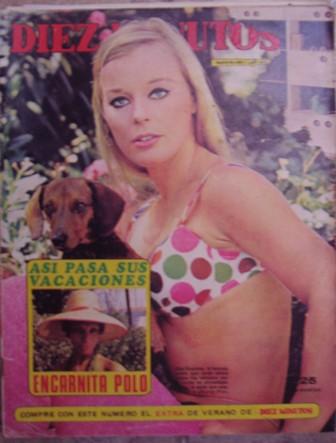 DIEZ MINUTOS, Año XXIV, Núm. 11  ,10 de agosto 1974