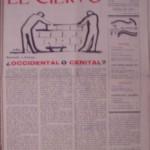 El Ciervo marzo de 1963
