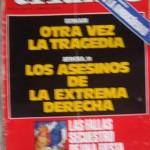 TRIUNFO, AÑO XXXII, NÚM. 738,19 de marzo de 1977