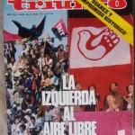 TRIUNFO, AÑO XXXII, NÚM. 740,2 de abril de 1977