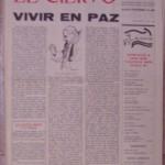 el ciervo agosto septiembre 1963