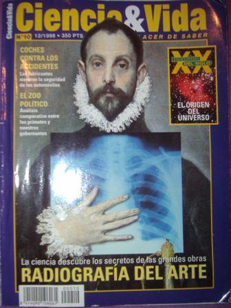 CIENCIA & VIDA nº 10, Diciembre 1998