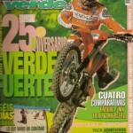 Moto Verde nº 305 Especial 25 aniversario