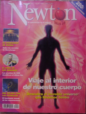 NEWTON  Siglo XXI, JULIO 1998