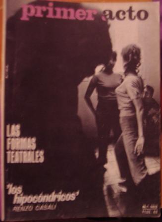 PRIMER ACTO , Revista mensual nº 103, octubre 1968