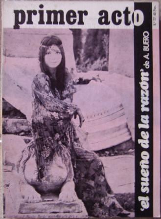 PRIMER ACTO , Revista mensual nº 117, Febrero 1970