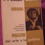 PRIMER ACTO, Revista mensual nº 74, 1966