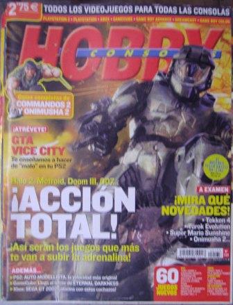 HOBBY consolas Nº 133