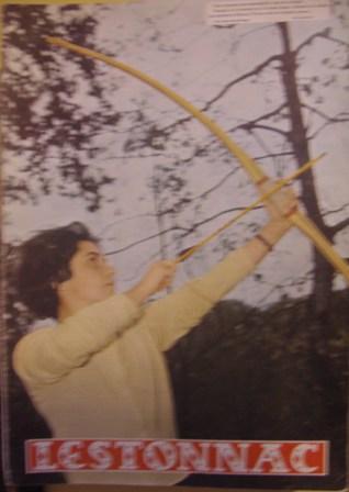 LESTONNAC AÑO V,  ABRIL – MAYO - JUNIO 1961, NÚMERO 18