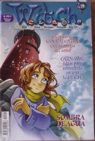 W.I.T.C.H. número 25, Febrero 2005