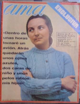 ama Nº 283, Septiembre,  Segunda Quincena, Año 1971