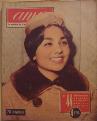 ama Nº 44, Noviembre,  Primera Quincena, Año 1961