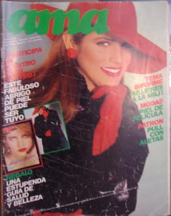 ama Nº 574, Noviembre,  Primera Quincena, Año 1983